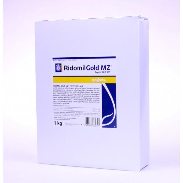 RIDOMIL GOLD MZ 67,8 WG 1KG