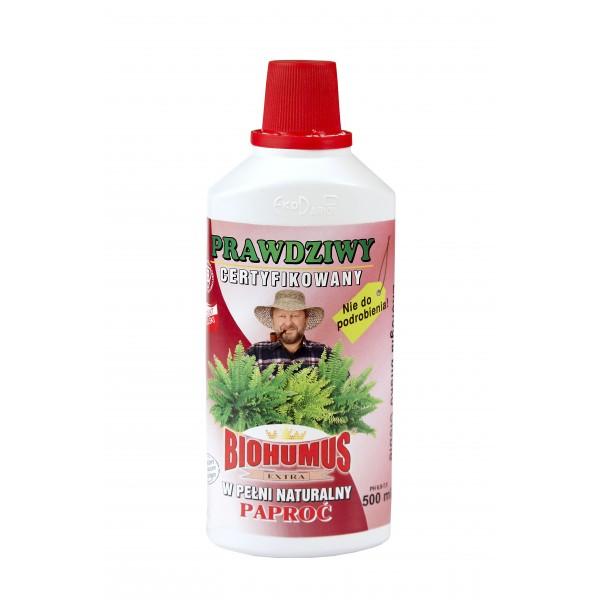 Biohumus Extra do paproci 0,5l