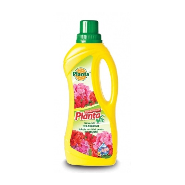 NAWÓZ PLANTA VIT-9 DO PELARGONII 0.5L