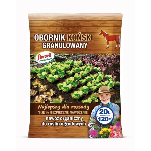 OBORNIK KOŃSKI GRANULOWANY 20L FLOROVIT PRONATURA