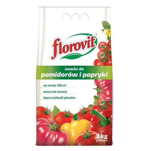 NAWÓZ DO POMIDORÓW I PAPRYKI 3KG FLOROVIT